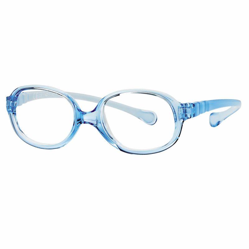 0217336N-Armação Active Spring Oval 39x14 Azul Cl Mod 17336N - Contém 1 Peça  - ENTREGA IMEDIATA
