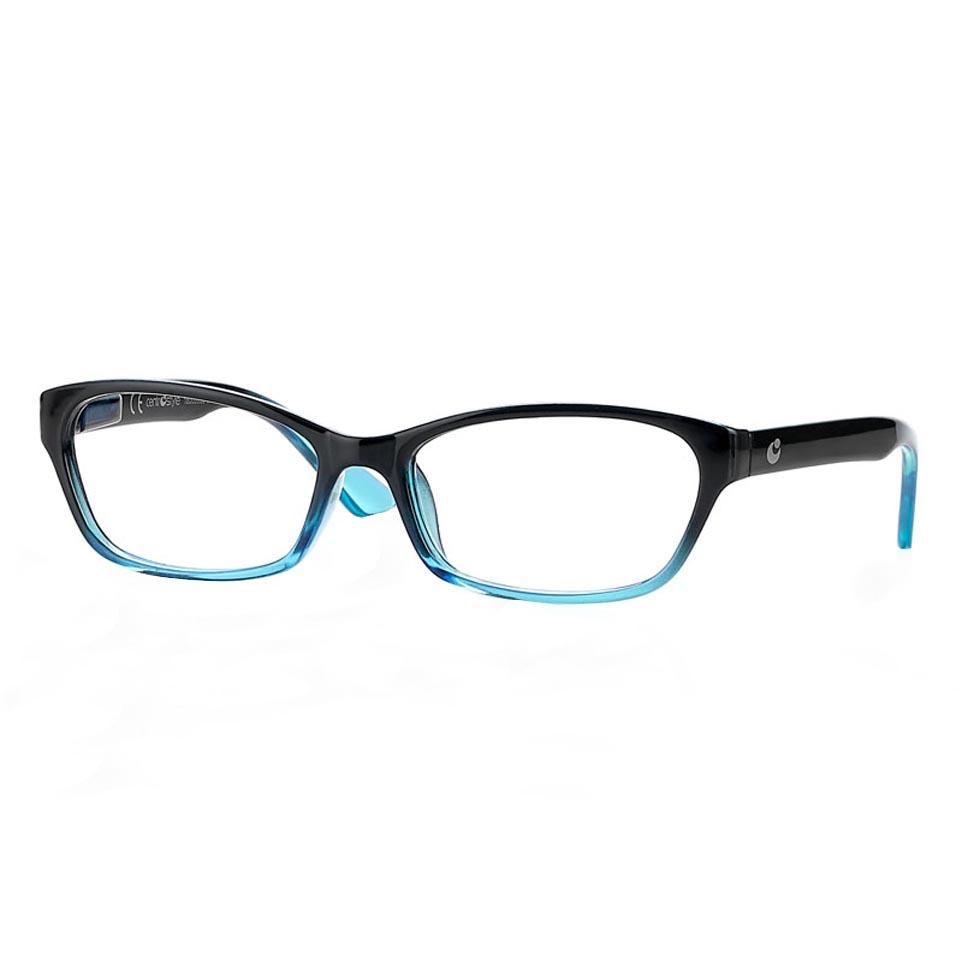 0260746 - Óculos Leitura OPOR New Azul/Preto +2,50 Mod 60746 FLAG 9 - Contém 1 Peça