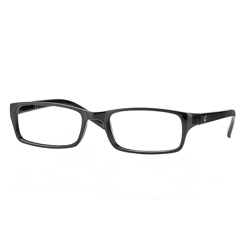 0260808 - Óculos Leitura OPOR Preto +3,00 Mod 60808 FLAG 9 - Contém 1 Peça