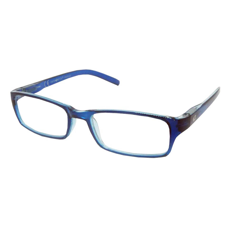 0261002 - Óculos Leitura OPOR Azul +1,50 Mod 61002 FLAG 9 - Contém 1 Peça