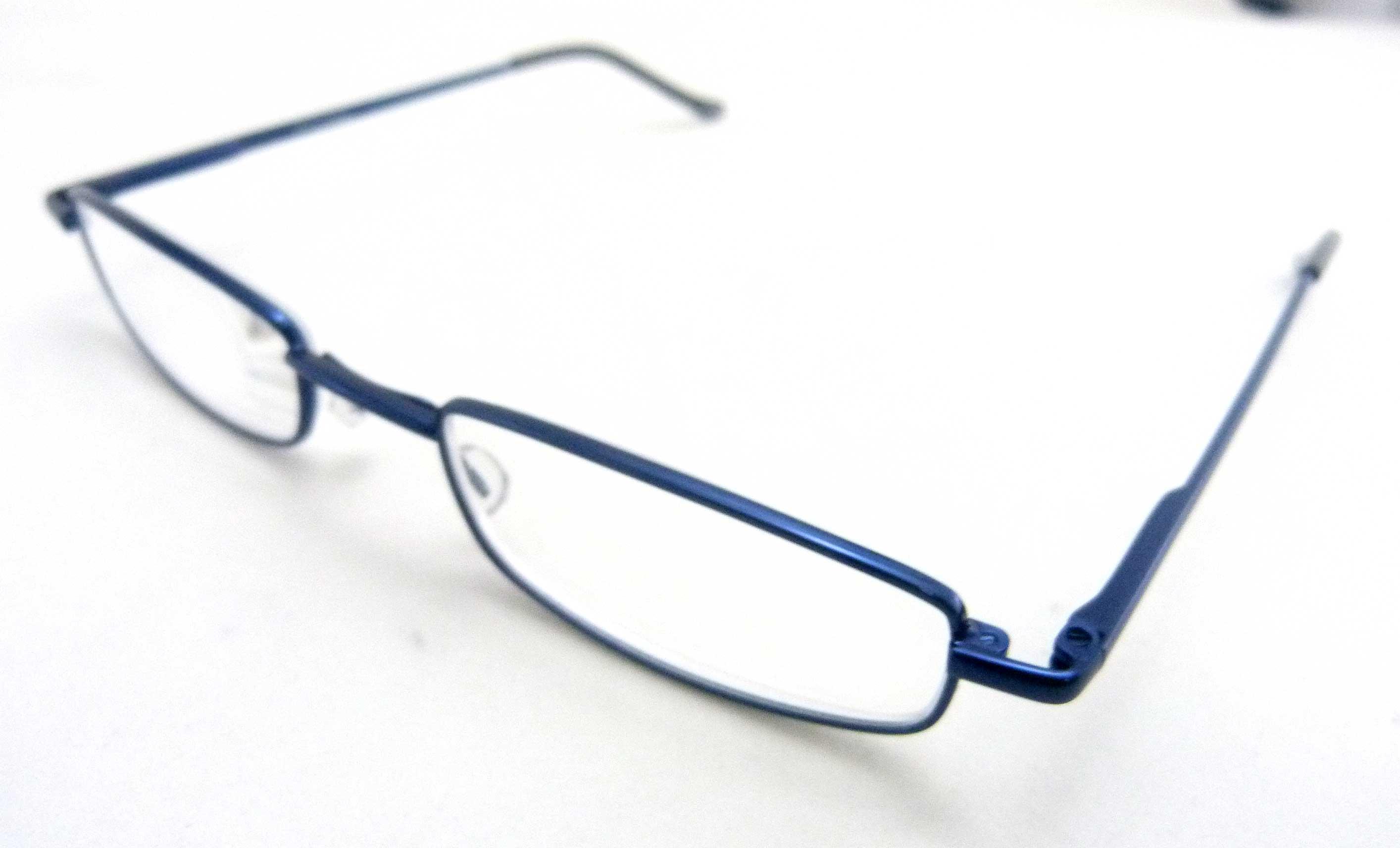 0263510 - Óculos Leitura Flex AT +1,00 Azul Mod 63510 FLAG 9  -Contém 1 Peça