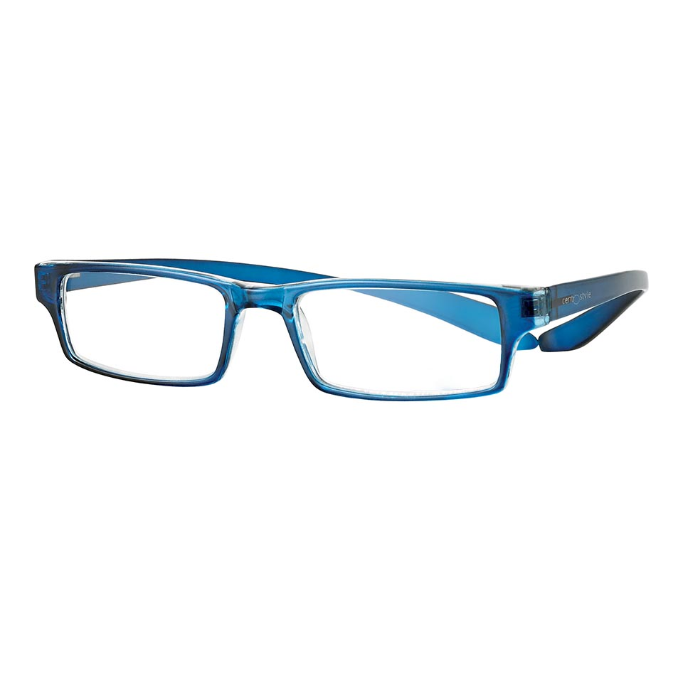 0267540 - Óculos Leitura Koala Azul +1,00 Mod 67540 FLAG E - Contém 1 Peça SOB ENCOMENDA
