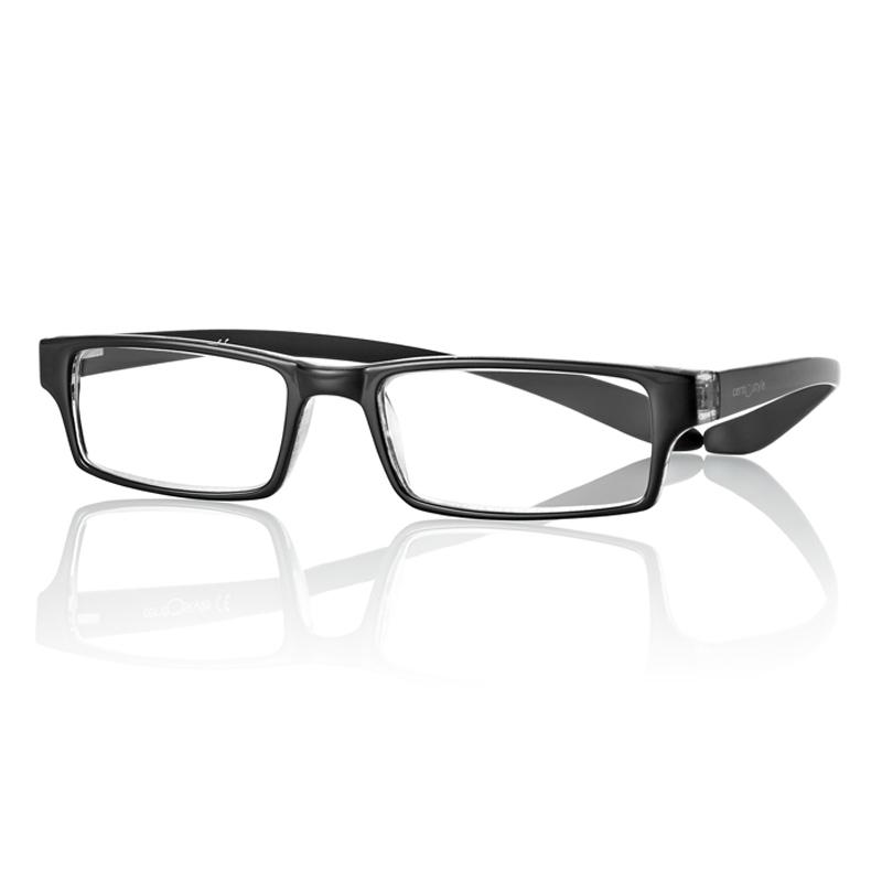 0267550 - Óculos Leitura Koala Preto +1,00 Mod 67550 - Contém 1 Peça