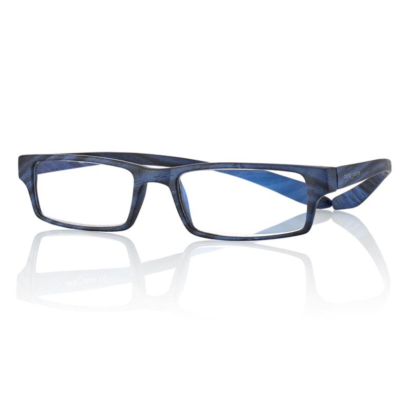 0269406 - Óculos Leitura Koala Woodlike Azul +2,50 Mod 69406 FLAG 9  -Contém 1 Peça