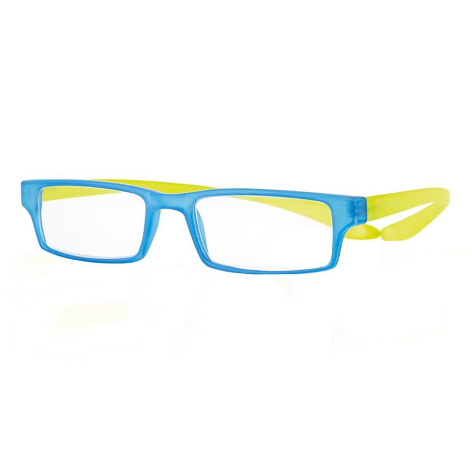 0269500 - Óculos Leitura Koala Rainbow Azul/Verde +1,00 Mod 69500 FLAG 9 - Contém 1 Peça