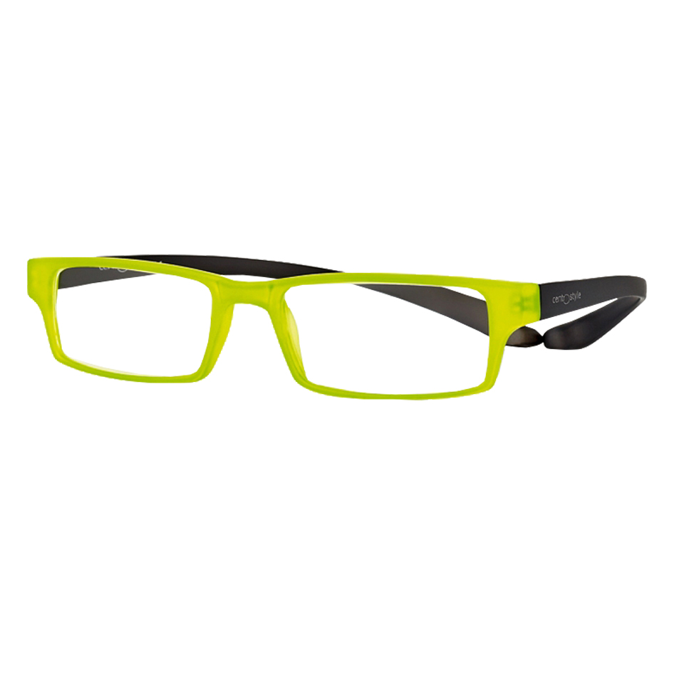 0269510 - Óculos Leitura Koala Rainbow Verde/Cinza +1,00 Mod 69510 FLAG 9 - Contém 1 Peça