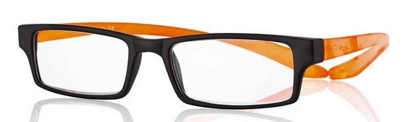 0269527 - Óculos Leitura Koala Rainbow Cinza/Laranja +2,75 Mod 69527 FLAG 9 - Contém 1 Peça