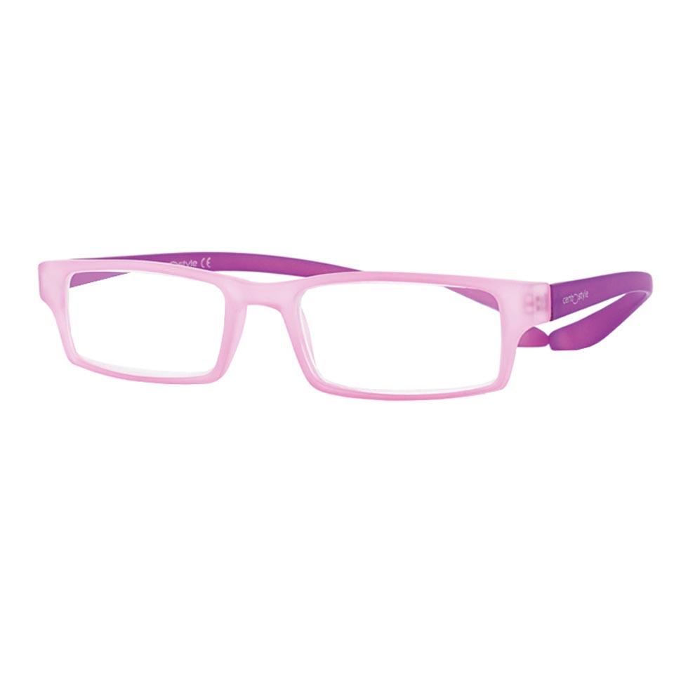 0269550 - Óculos Leitura Koala Rainbow Rosa/Roxo +1,00 Mod 69550 FLAG 9 - Contém 1 Peça