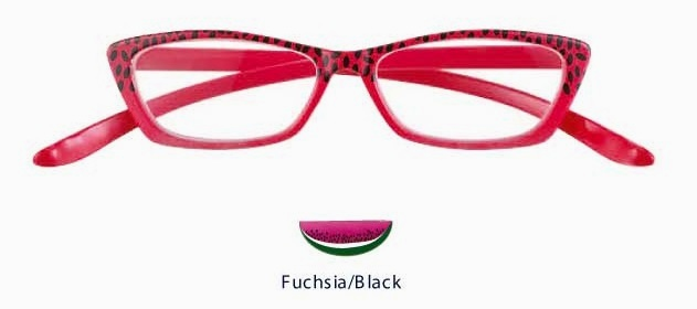 0275164 - Óculos Leitura Koala Vitaminic Melancia +2,00 Mod 75164 FLAG 9  -Contém 1 Peça