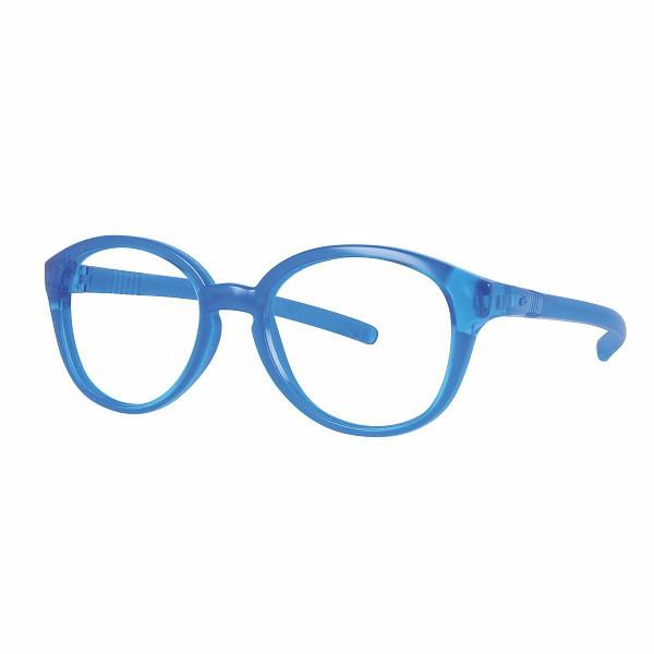 02F000245025000 - Armação Inf Active Flex 45x16 Azul/Azul Mod F000245025000  -Contém 1 Peça