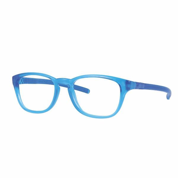 02F000446025000 - Armação Active Flex 46x16 Azul/Azul Mod F000446025000 FLAG 9 - Contém 1 Peça
