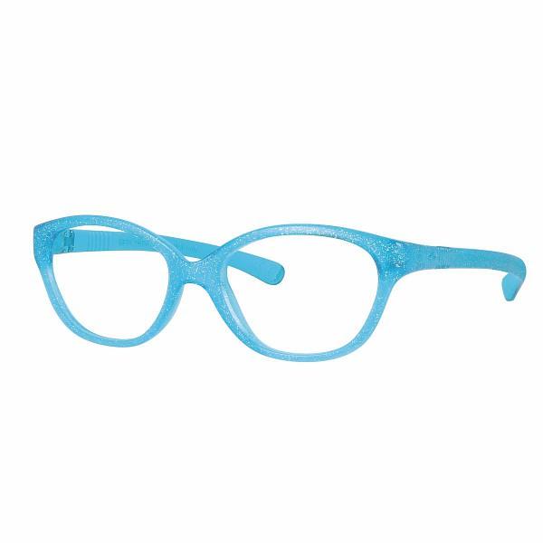 02F000544029000 - Armação Inf Active Flex 44x14 Azul/Azul Mod F000544029000  -Contém 1 Peça