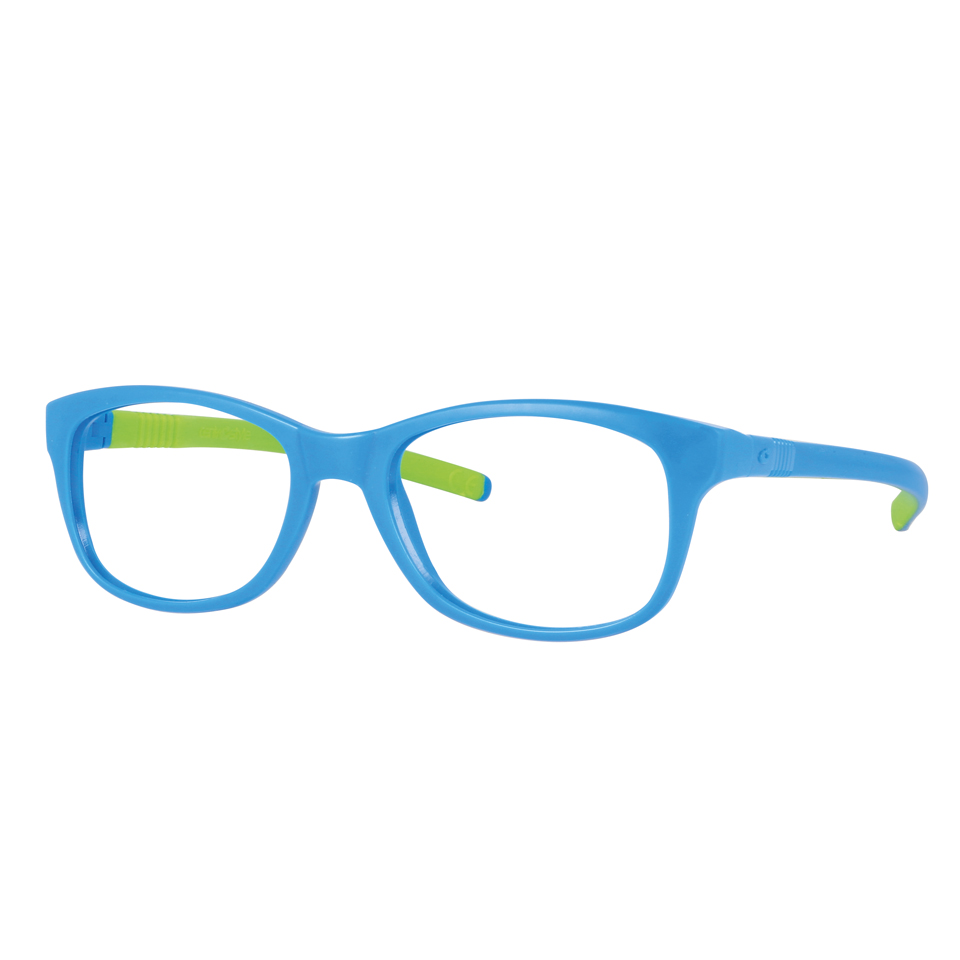02F000646035000 - Armação Inf Active Flex 46x16 Azul/Verde Neon Mod F000646035000  -Contém 1 Peça