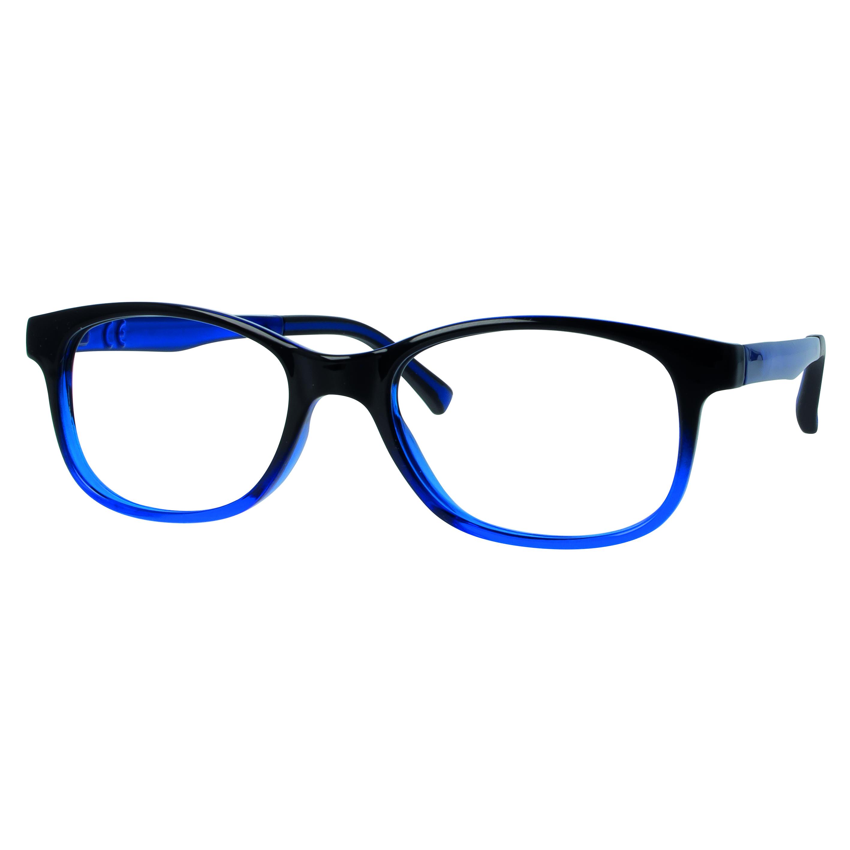 02F012948257000 - Armação Active Colours 48x16 Azul/Preto Mod 02F012948257000 FLAG E - Contém 1 Par SOB ENCOMENDA