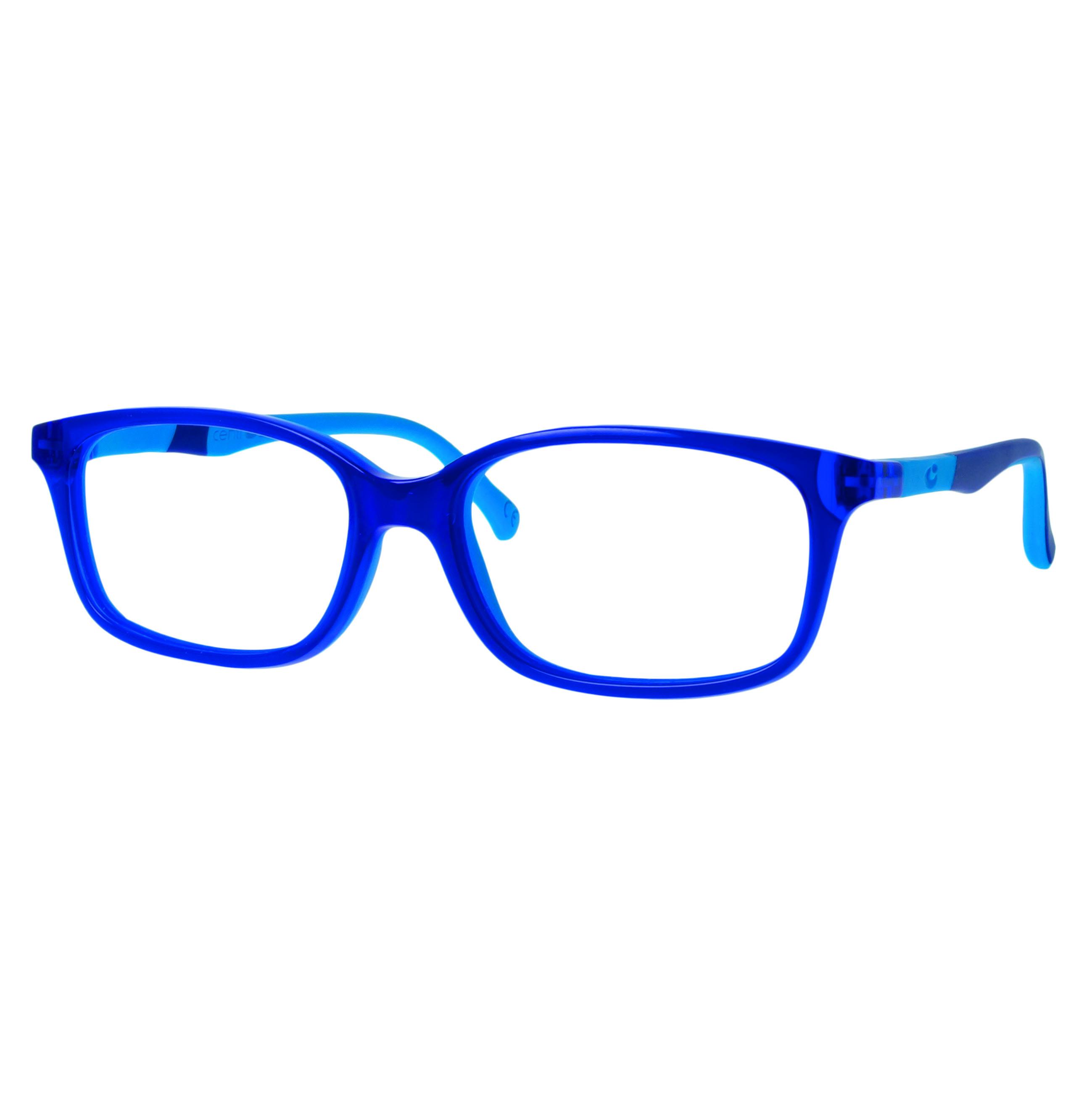 02F017146242000 - Armação Active Memory (5) 46x15 Azul Mod F017146242000 - Contém 1 Peça