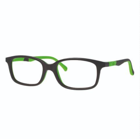 02F017148160000 - Armação Active Memory (5) 48x15 Preto/Verde Brilhante Mod F017148160000 - Contém 1 Peça