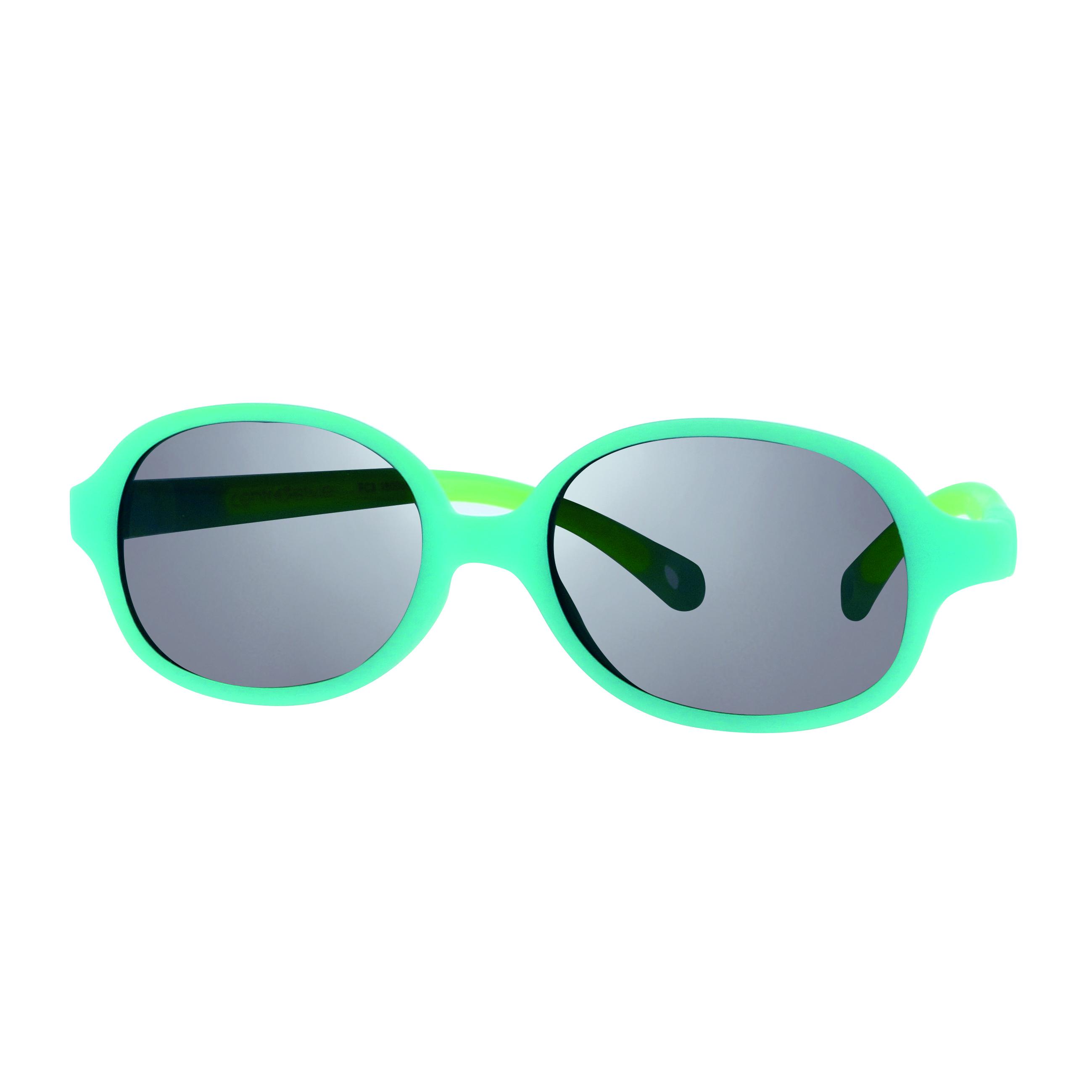 02S009542179001 - Óculos-Solar Inf Baby One Turqueza 42x15 C/Estojo Mod S0095 FLAG E - Contém 1 Peça SOB ENCOMENDA