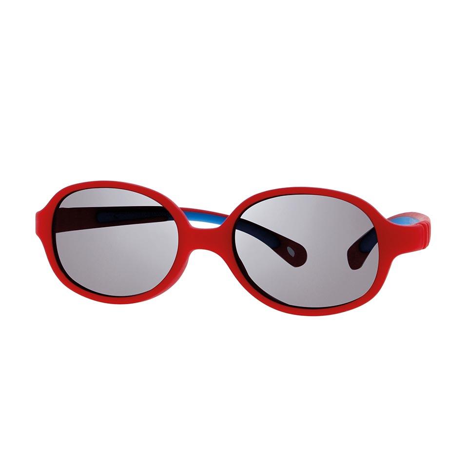 02S009544176001 - Óculos-Solar Inf Baby One Vermelho 44x15 C/Estojo Mod S0095 FLAG E - Contém 1 Peça SOB ENCOMENDA
