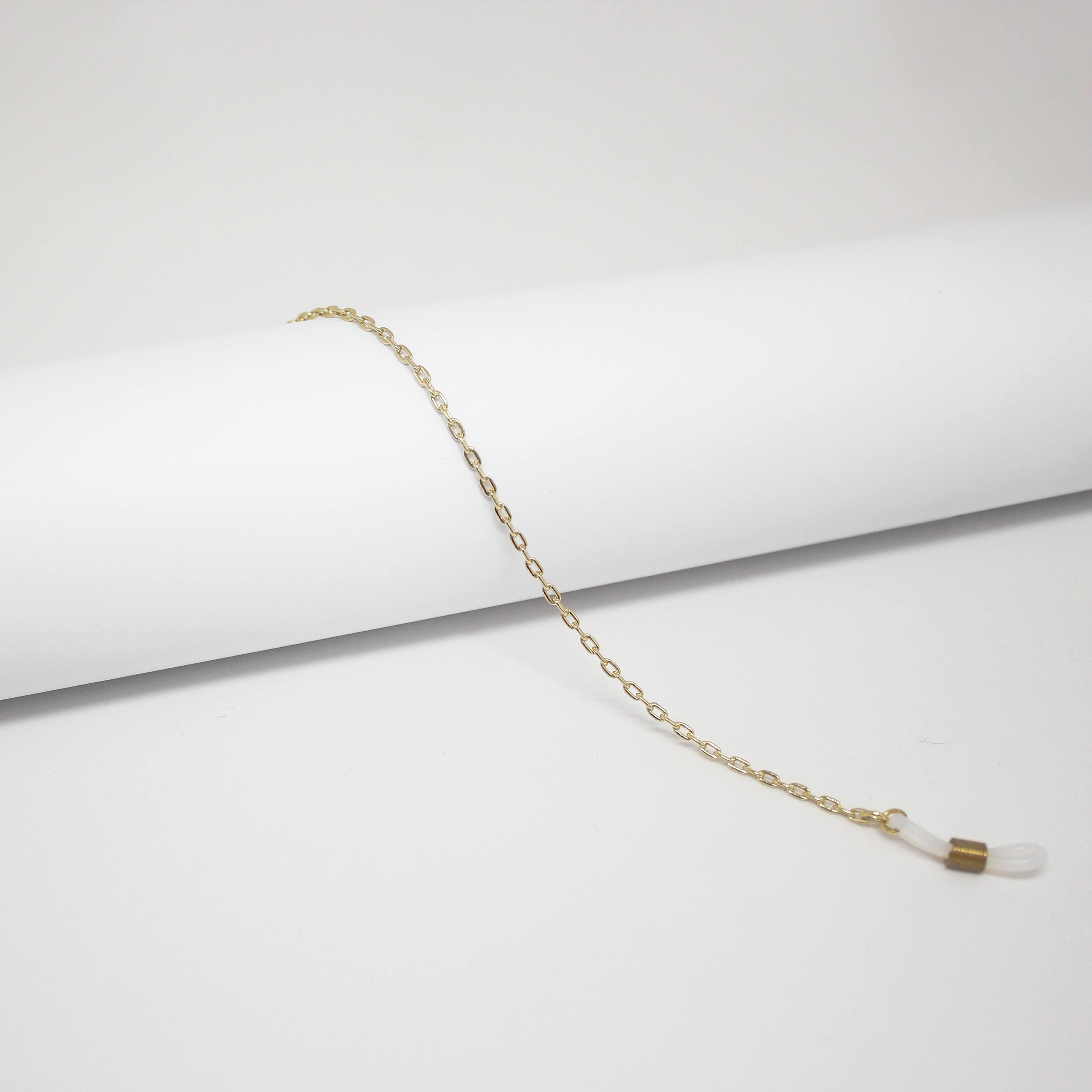 1607691 - Corrente Cartier Quadrado Ouro - Contém 3 Peças