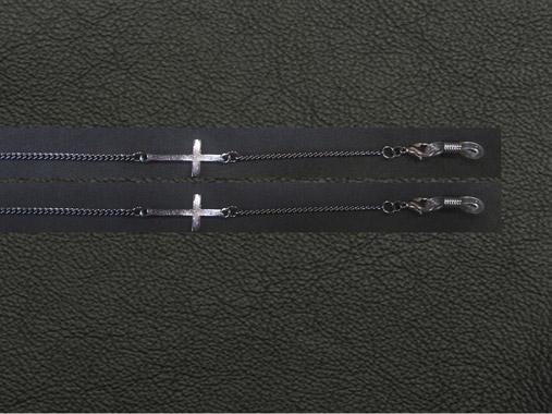 16173076 - Corrente 16 Crucifixo Grafite Mod AC 17307 FLAG 9  -Contém 3 Peças