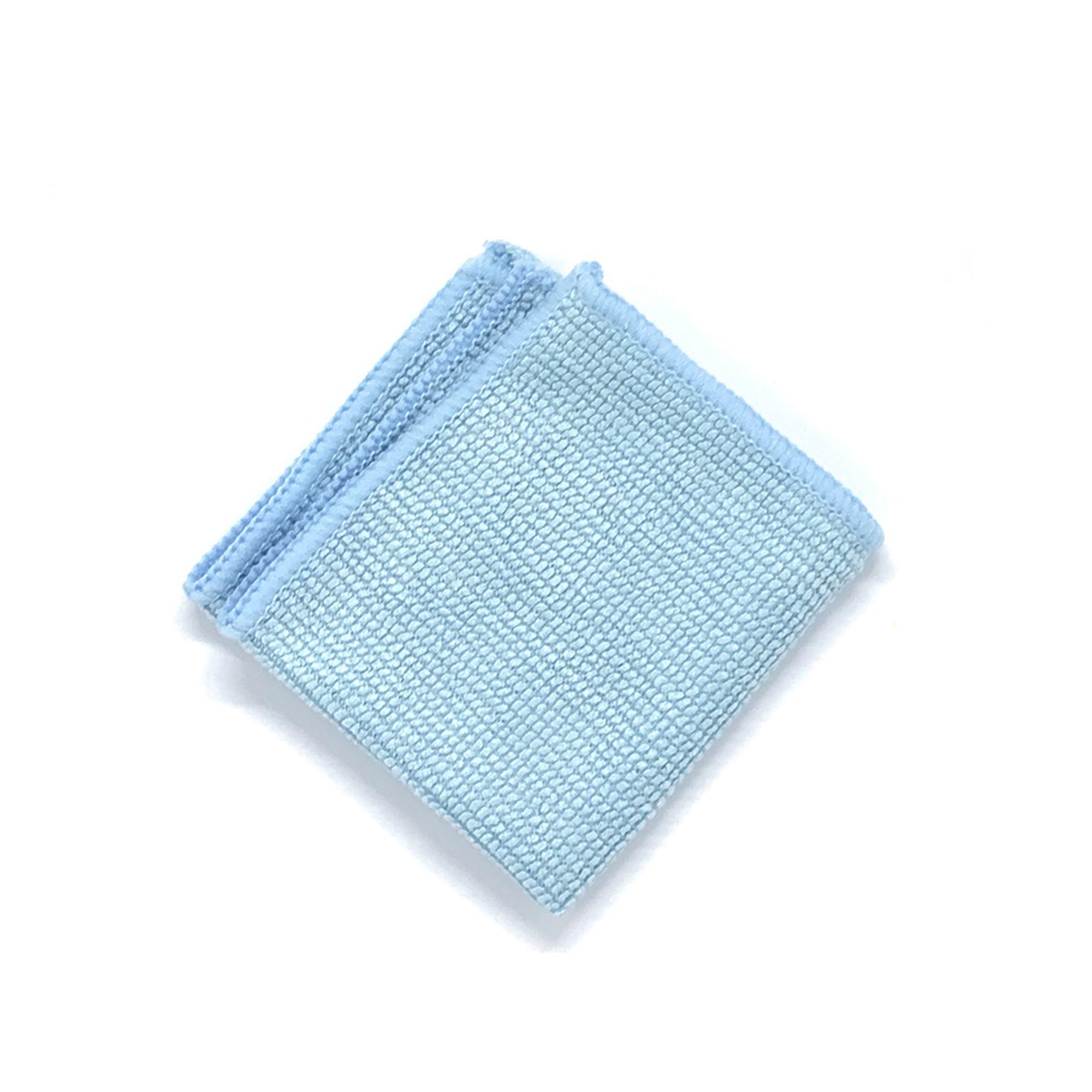 17F0511 - Microfibra Felpuda 15x15 Azul - Contém 1 Peça