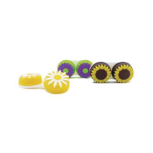 2204002 - Acessório-LC Estojo Mini Flowers Mod SL-2031 FLAG E  -Contém 12 Peças