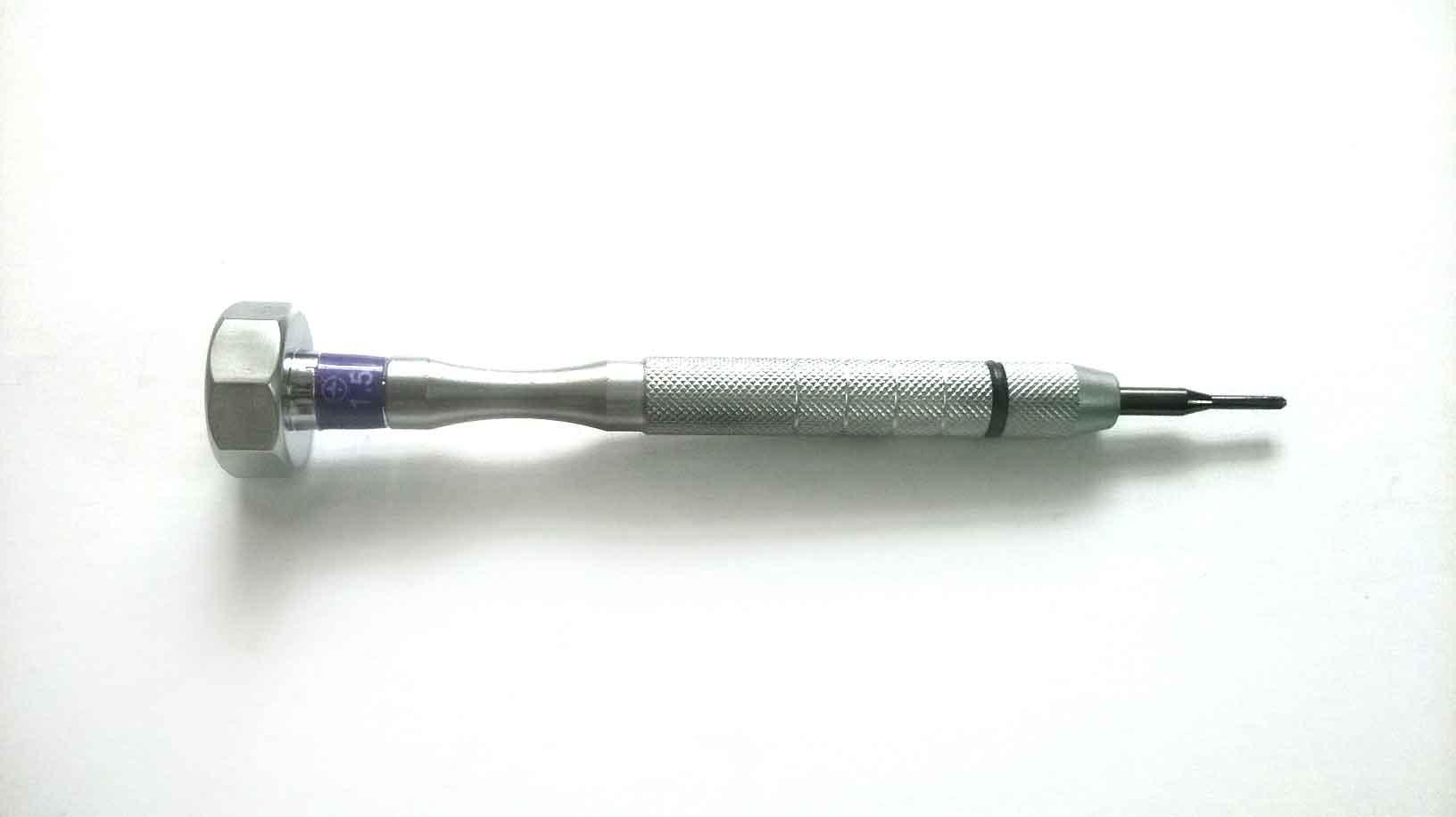 2602020.1 - Reposição_Chave Phillips 1,5mm Mod Vanin FLAG E  -Contém 1 Peça