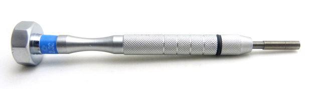 2602030 - Chave Porca Hexagonal 2,3mm FLAG E - Contém 1 Peça SOB ENCOMENDA