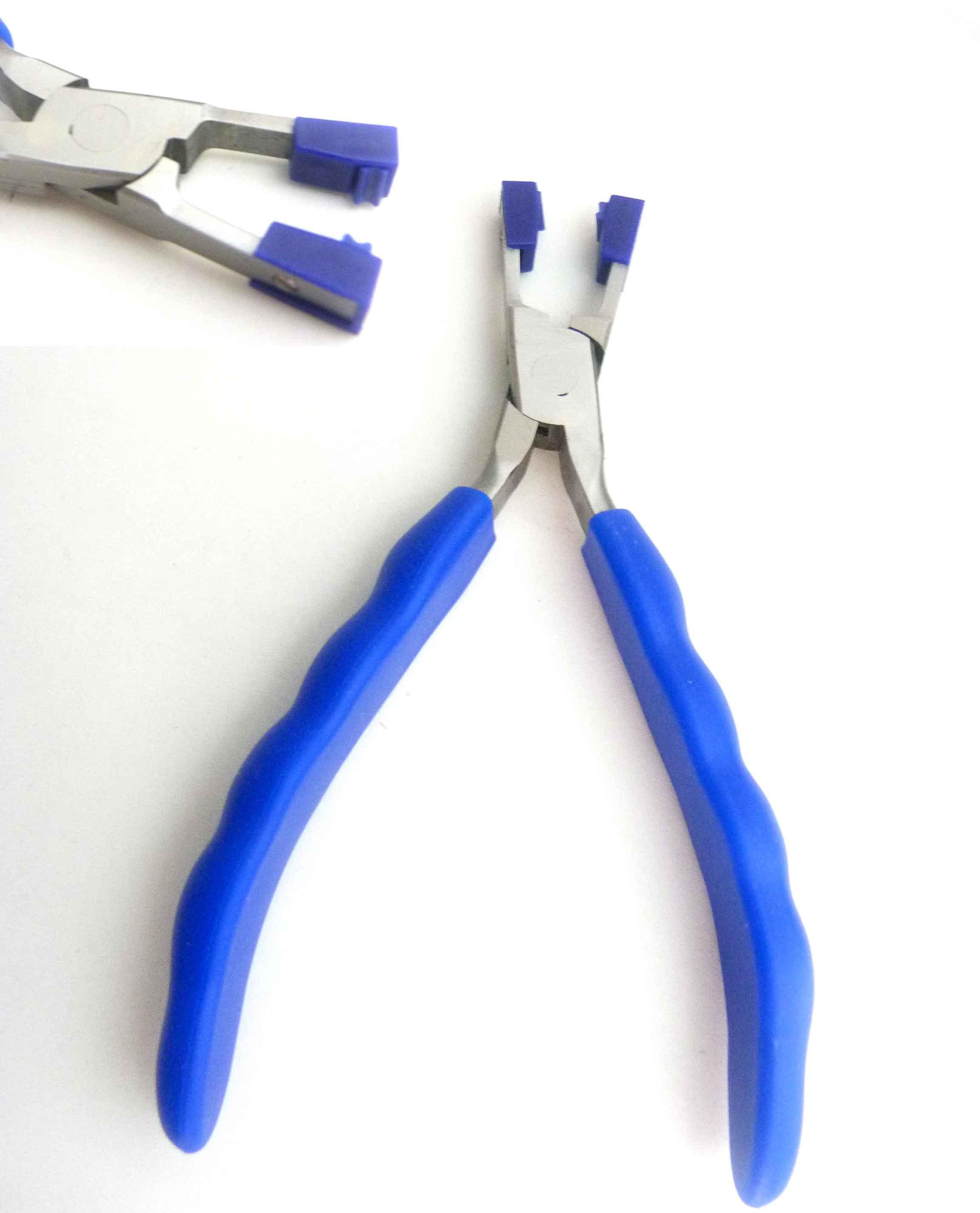 2603010.1 - Alicate Reposição Nylon Insere Pino Plástico BG Mod Vanin  -Contém 1 Par