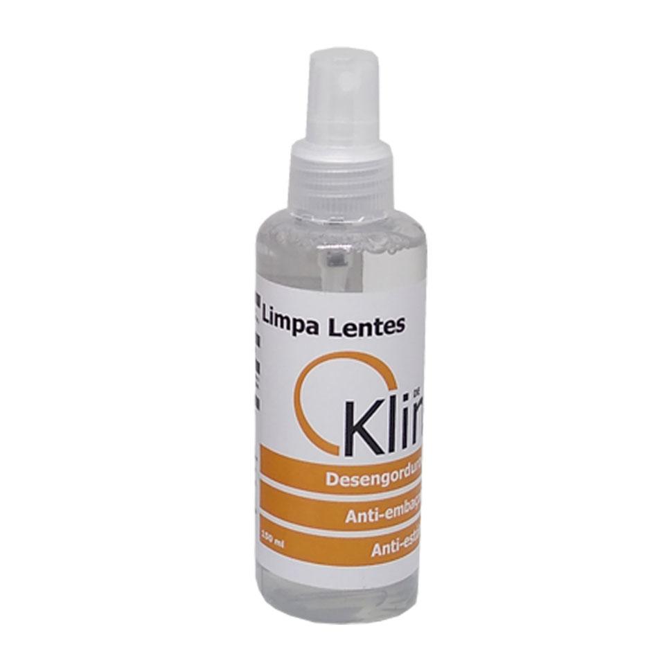 4701002 - Limpa-Lente Deklin Spray 100ml - Contém 1 Peça