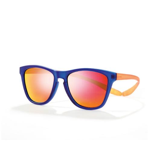 0215123 - Óculos-Solar CS Koala 50x17 Azul/Laranja Mod 15123 FLAG 9  -Contém 1 Peça